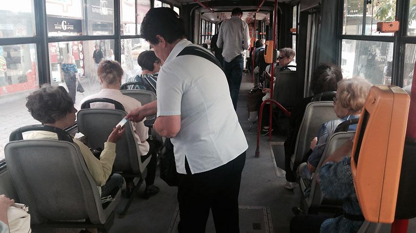 От понеделник стартира преиздаването на картите за безплатно пътуване на възрастните жители на Пазарджик
